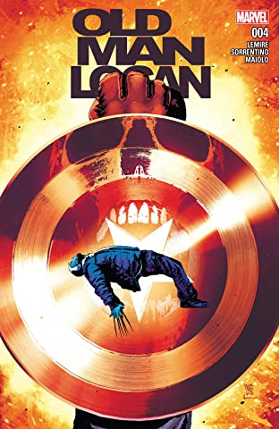 Old Man Logan (2016-2018) #4