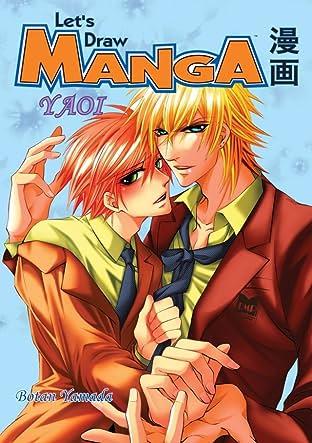 Let's Draw Manga: Yaoi Preview