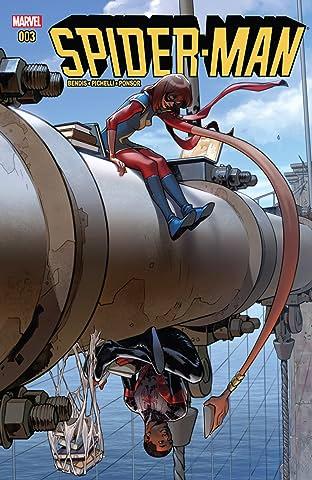 Spider-Man (2016-2018) #3