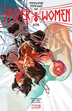 Spider-Women Alpha No.1