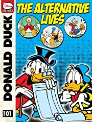 Donald Duck and the Alternate Lives