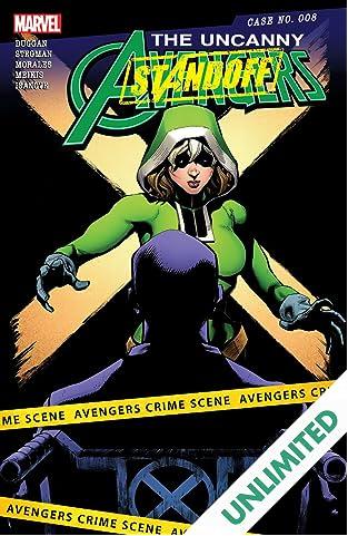 Uncanny Avengers (2015-) #8