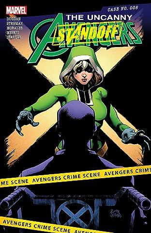 Uncanny Avengers (2015-2017) No.8