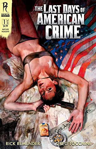 The Last Days of American Crime #1 (of 3)