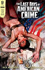 The Last Days of American Crime #1