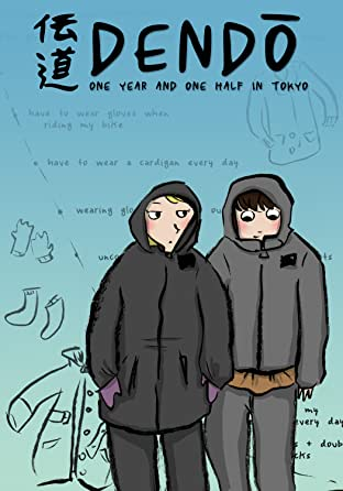 DENDO: One Year and One Half in Tokyo Vol. 11: Month 11: December