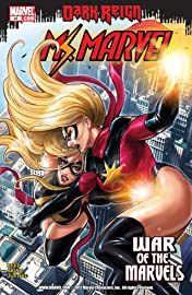 Ms. Marvel (2006-2010) #43