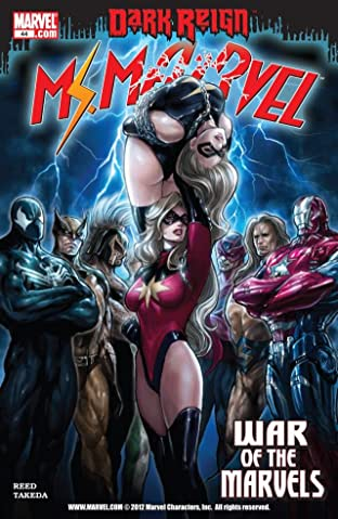 Ms. Marvel (2006-2010) #44