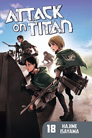 Attack on Titan Tome 18