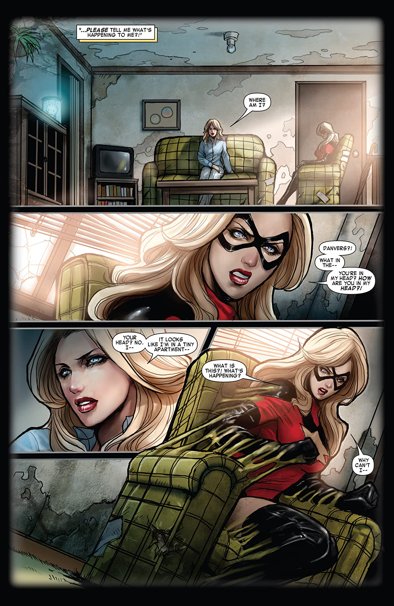 Ms. Marvel (2006-2010) #46