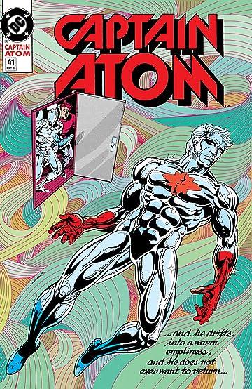 Captain Atom (1986-1991) #41