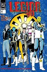 L.E.G.I.O.N. (1989-1994) #11
