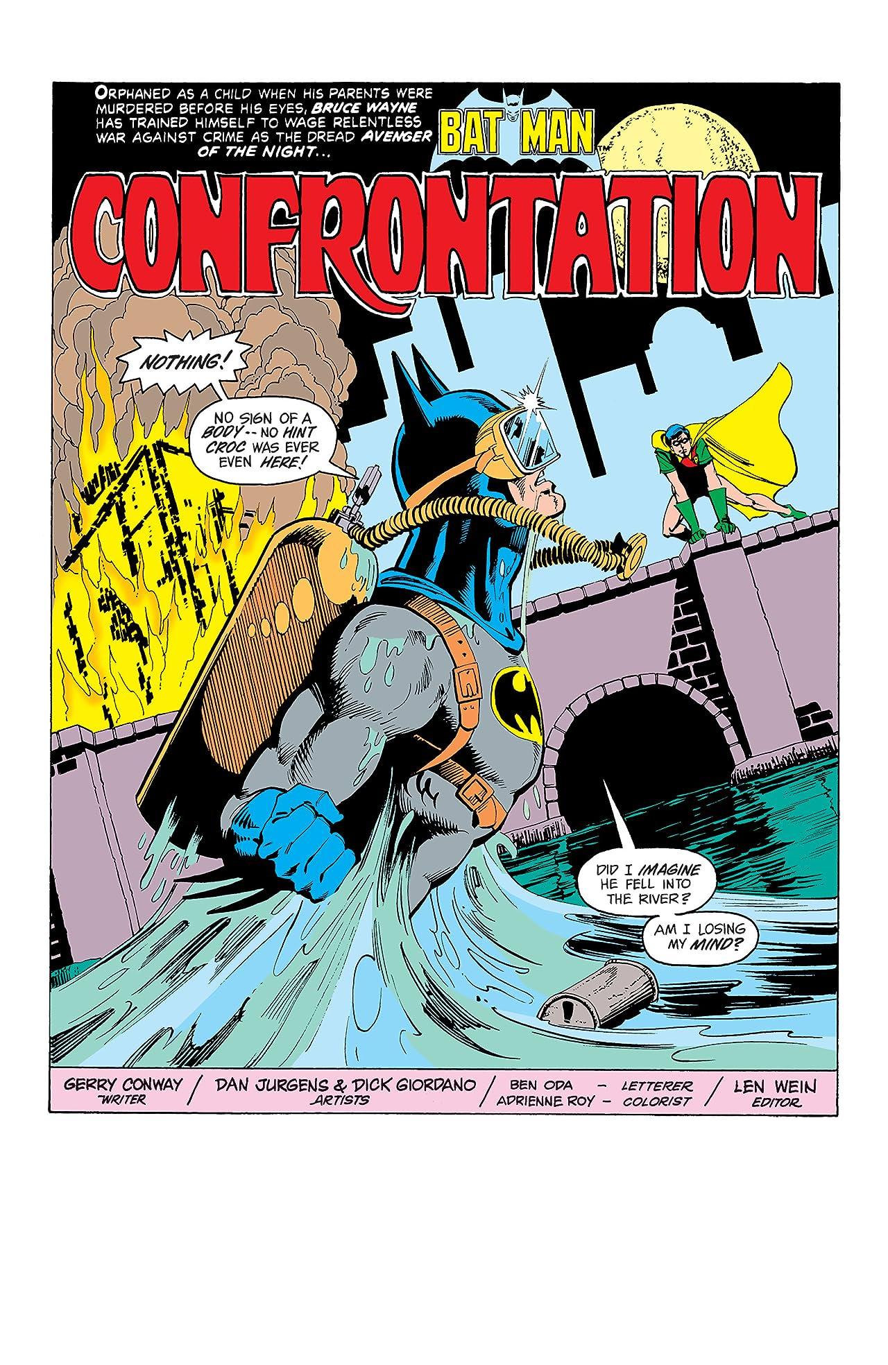 Detective Comics (1937-2011) #525