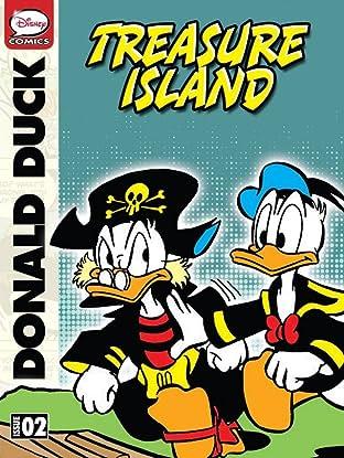 Donald Duck and the Treasure Island #2