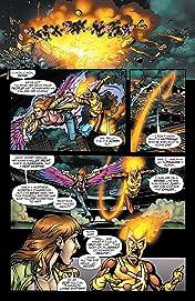 Firestorm (2004-2007) #9