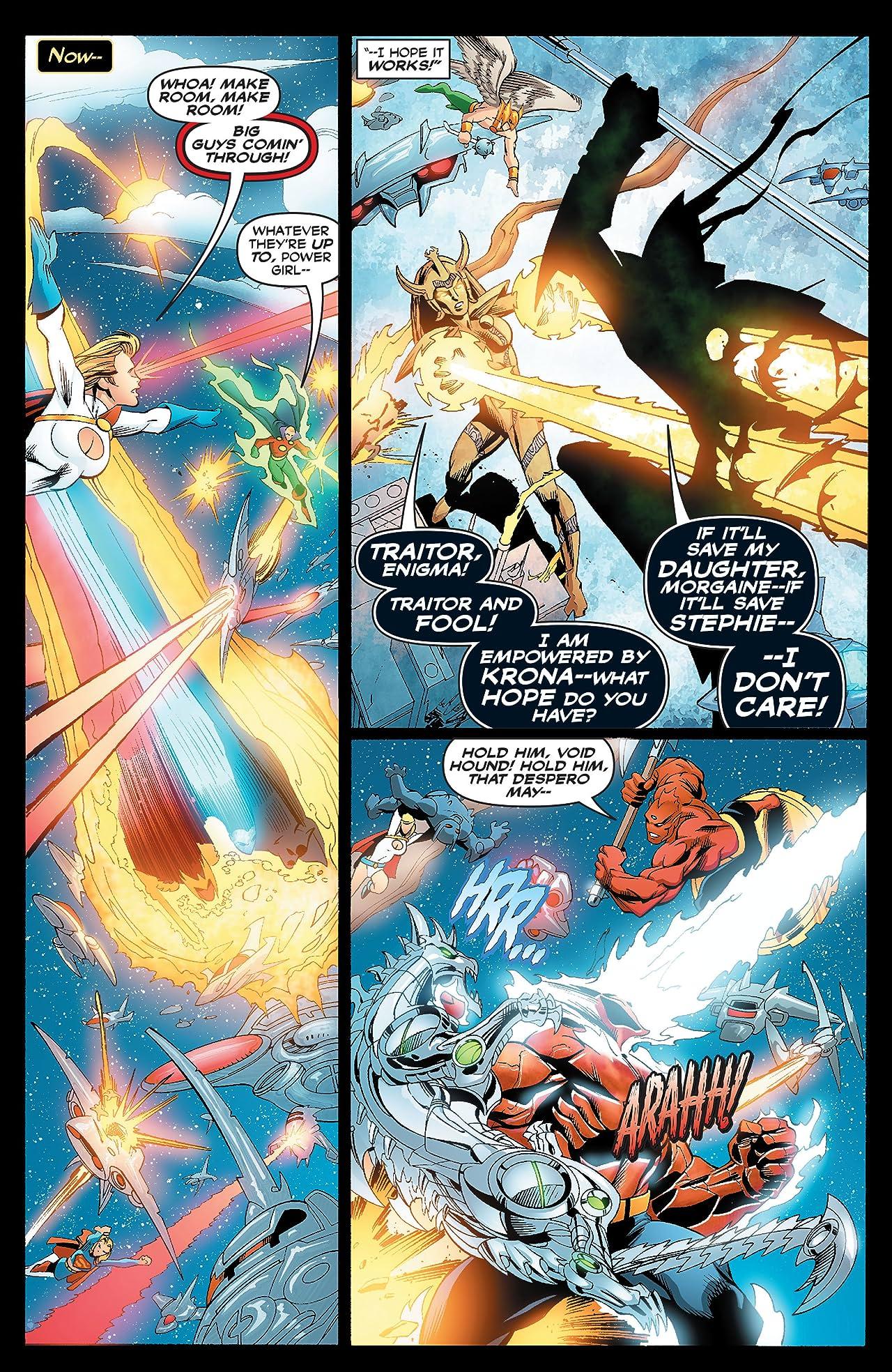 Trinity (2008-2009) #48