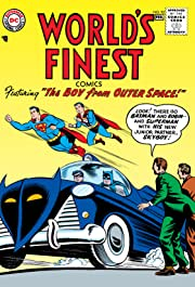 World's Finest Comics (1941-1986) #92