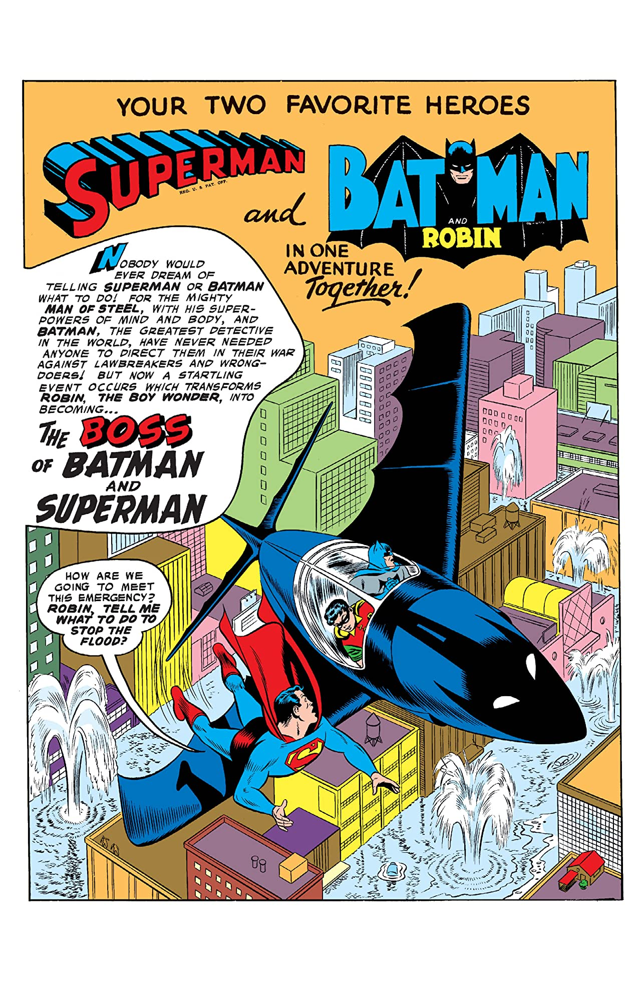 World's Finest Comics (1941-1986) #93