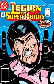 Legion of Super-Heroes (1980-1985) #297
