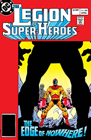 Legion of Super-Heroes (1980-1985) #298