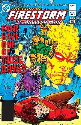 The Fury of Firestorm (1982-1990) #14