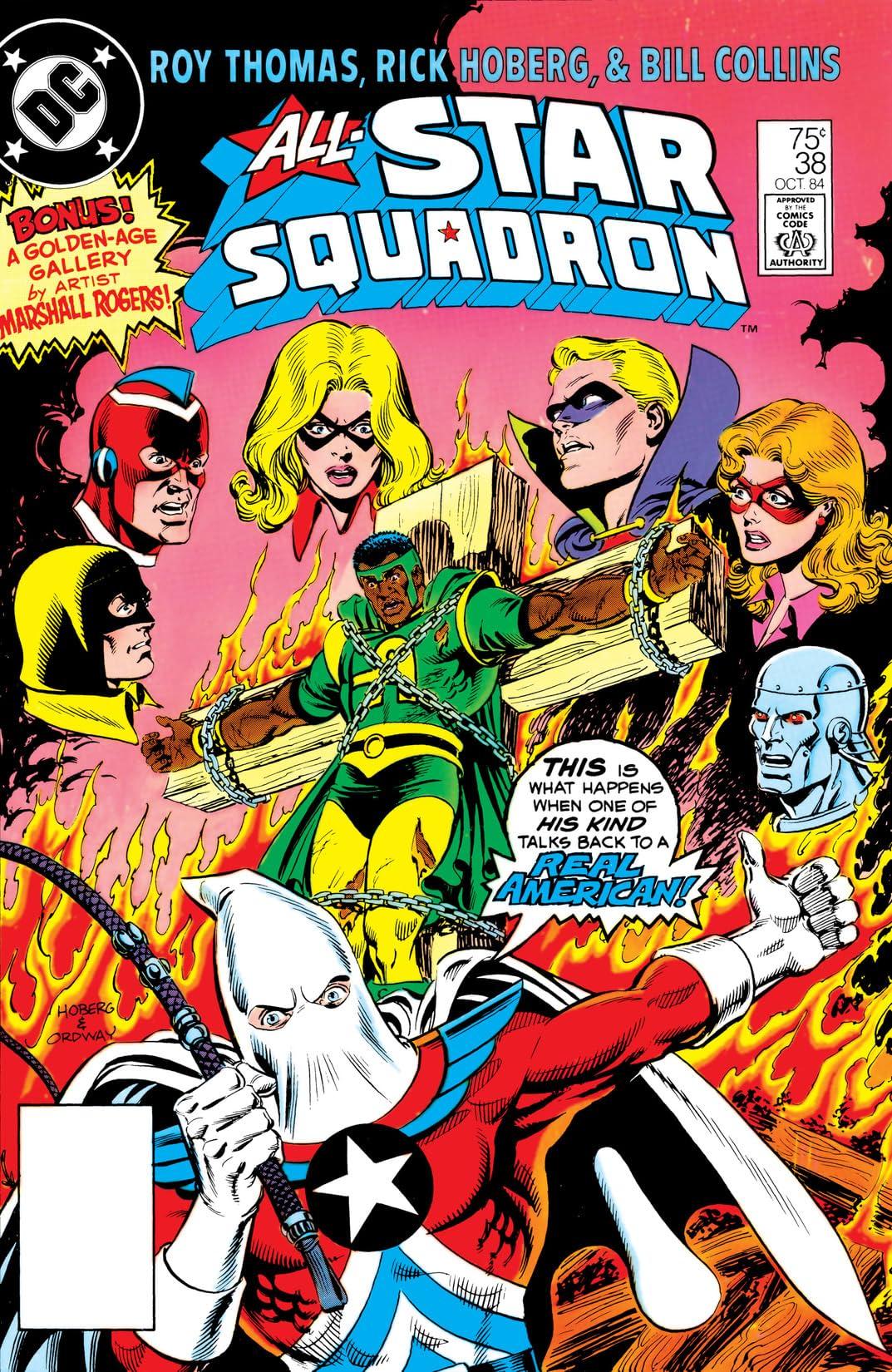 All-Star Squadron (1981-1987) #38