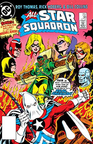 All-Star Squadron (1981-1987) #38