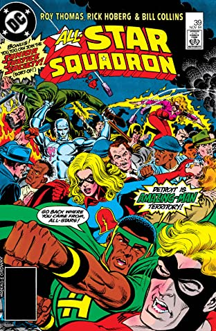 All-Star Squadron (1981-1987) #39