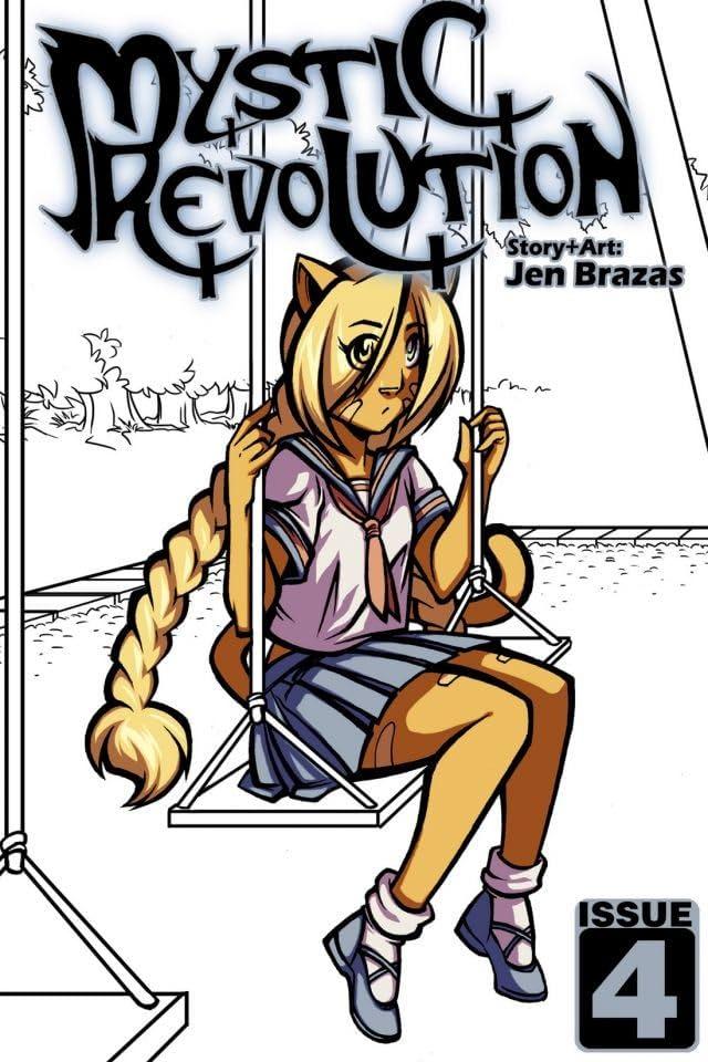 Mystic Revolution #4
