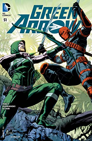 Green Arrow (2011-) #51