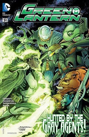 Green Lantern (2011-) #51