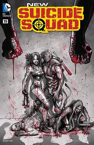 New Suicide Squad (2014-2016) #19