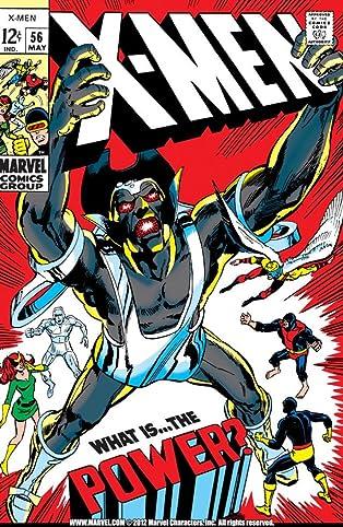 Uncanny X-Men (1963-2011) #56