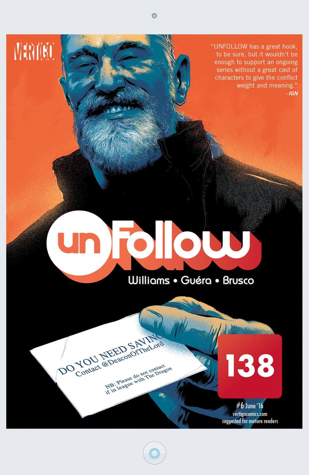 Unfollow (2015-2017) #6