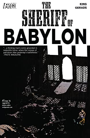 Sheriff of Babylon (2015-2016) #5