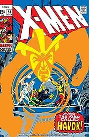 Uncanny X-Men (1963-2011) #58