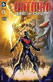 Batman Beyond (2015-2016) #11
