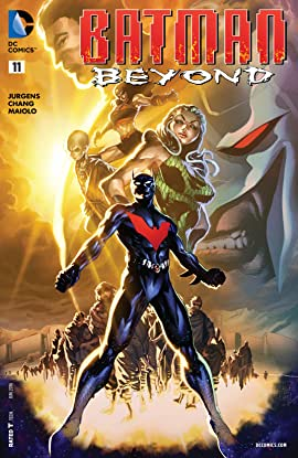 Batman Beyond (2015-2016) #11