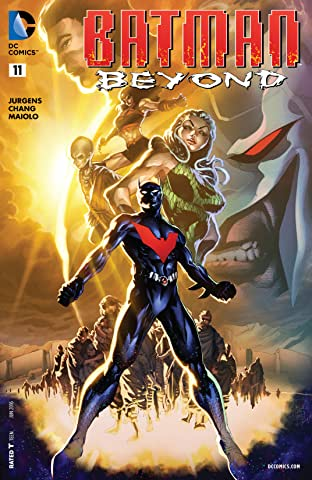 Batman Beyond (2015-2016) No.11