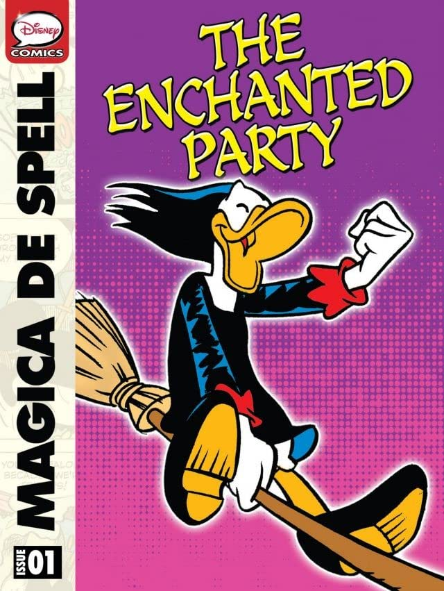 Magica De Spell and the Enchanted Party