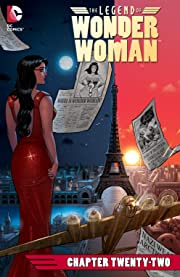 The Legend of Wonder Woman (2015-2016) #22