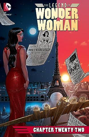 The Legend of Wonder Woman (2015-) #22
