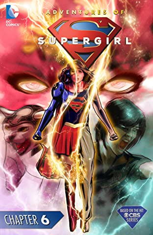 The Adventures of Supergirl (2016-) #6