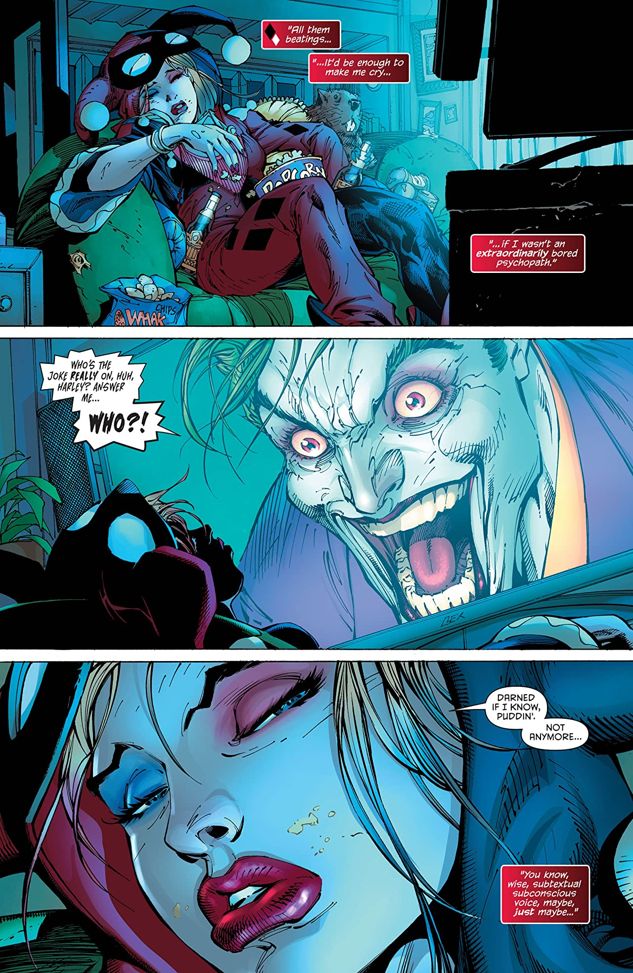 Harley Quinn & the Suicide Squad April Fool's Special (2016) #1