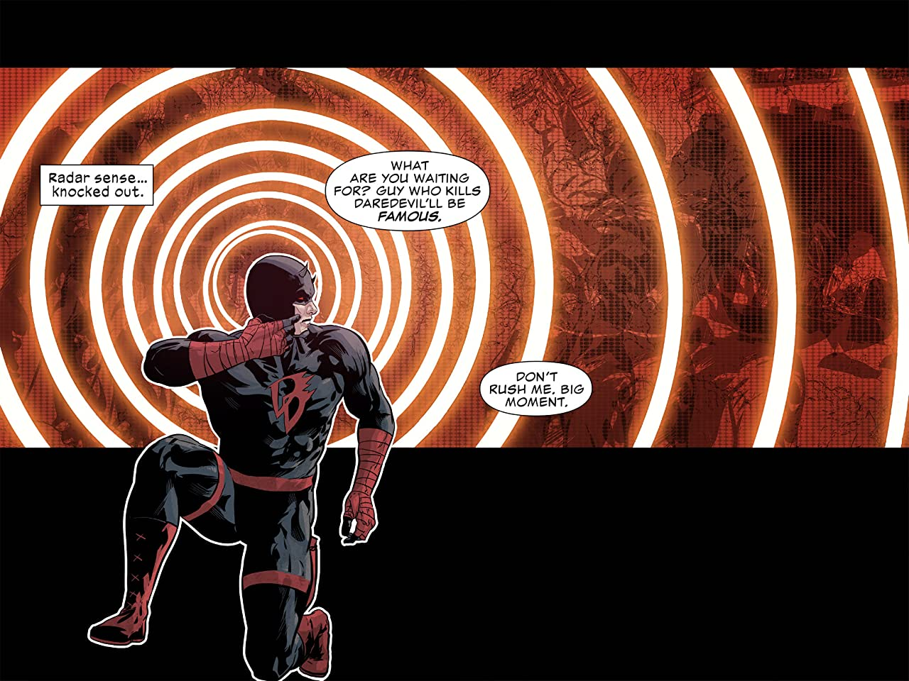 Daredevil/Punisher: Seventh Circle Infinite Comic #3