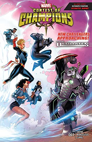 Contest of Champions (2015-) #7