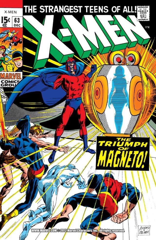 Uncanny X-Men (1963-2011) #63