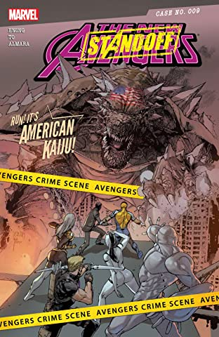 New Avengers (2015-2016) #9