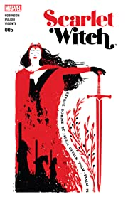 Scarlet Witch (2015-2017) #5
