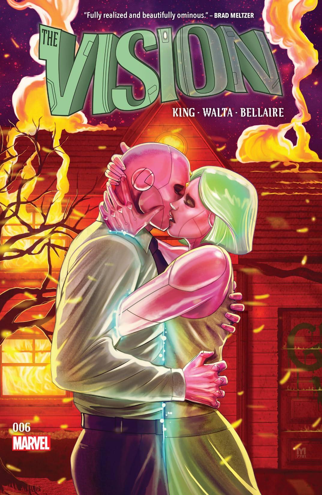 Vision (2015-2016) #6